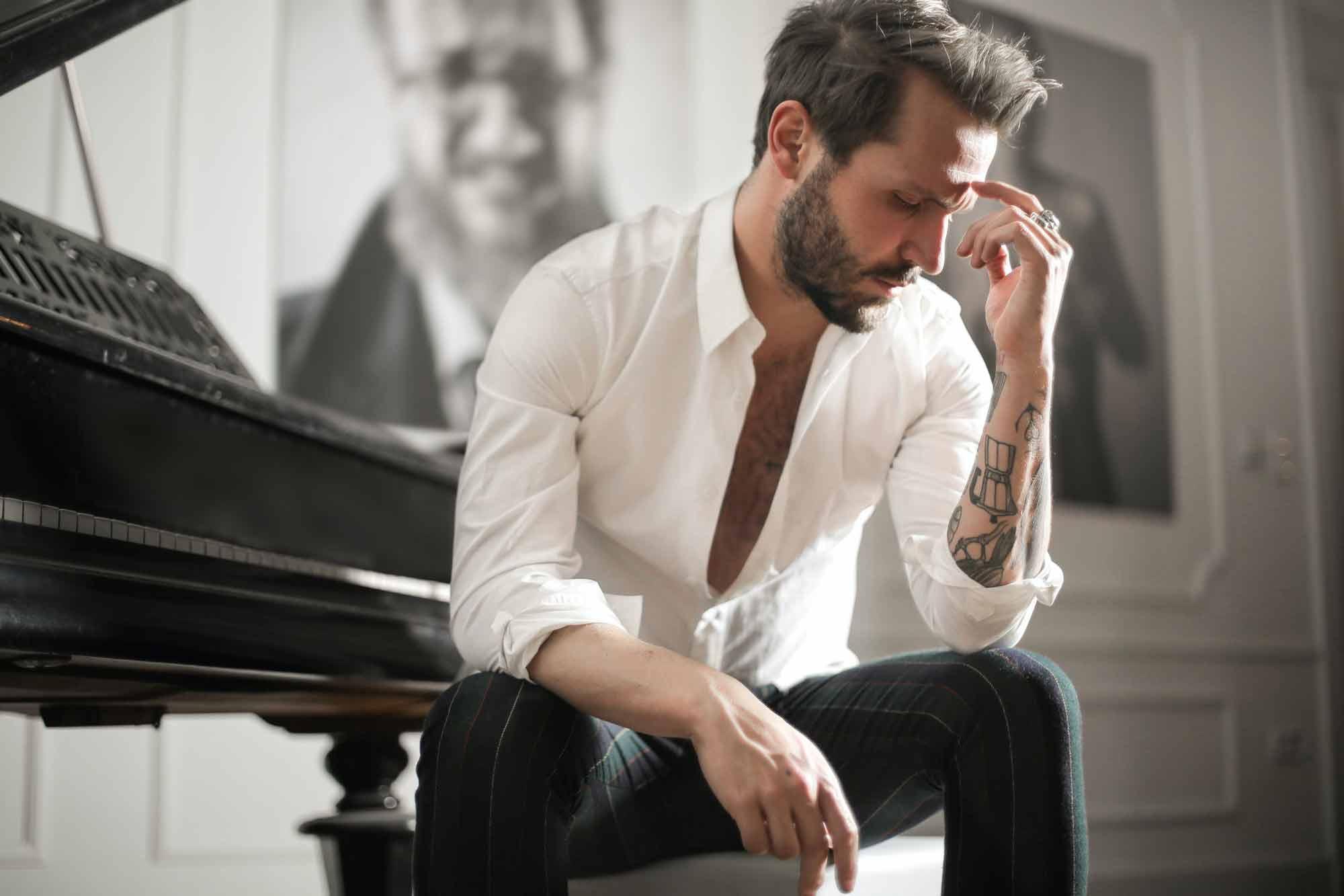 artist music gig finder